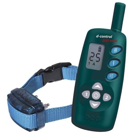 Collar educativo Dogtrace MINI 500, 900 y 1500 metros, 30 niveles de impulso, sumergible, varias opciones a elegir