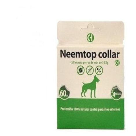 Collar natural NEEMTOP para perros de +30kg