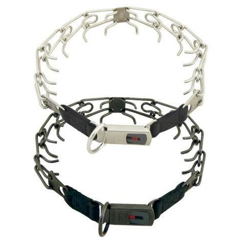 Collar para perros Sprenger Ultra Plus Acero Inox Cierre Clicklock disponible en varias opciones