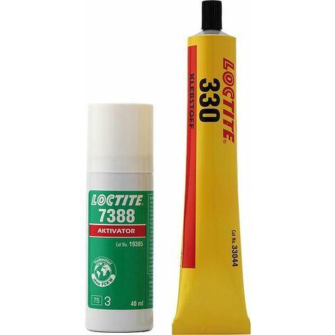 Colle 2 composants Loctite 330 50/40 ml