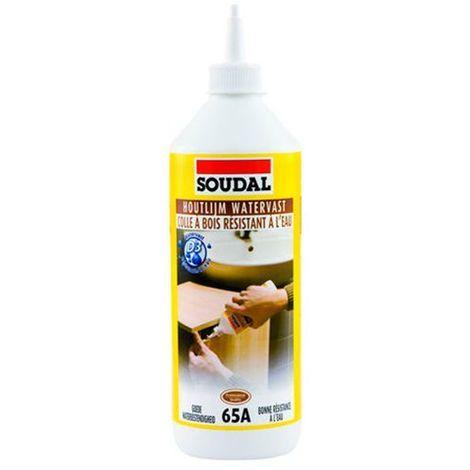 Colle à bois D3 750G - 100062 - Soudal