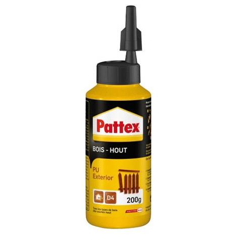 Colle à bois Pattex PU 200g