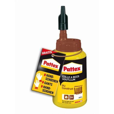 Colle à Bois Pattex - PU-Construct - 250gr