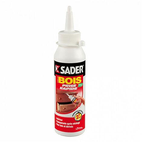Colle à bois prise rapide Sader- plusieurs modèles disponibles