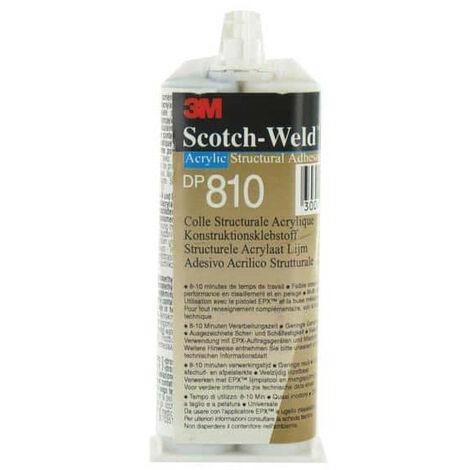 Colle acrylique bi composant 3M DP 810 50ml