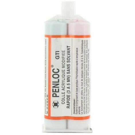 Colle acrylique ELECO Penloc GTI 50ml