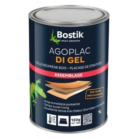 Colle Agoplac Di gel 1 litre