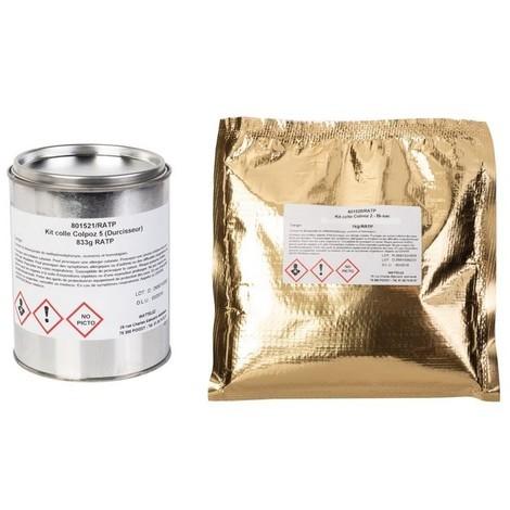 Colle bi-composant - COLPOZ® - Wattelez