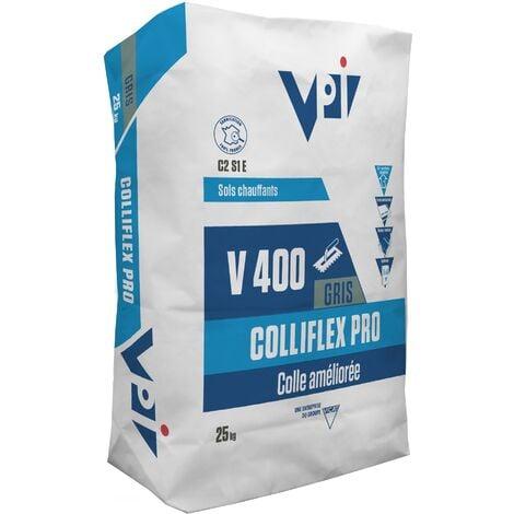Colle - COLLIFLEX PRO V400 GRIS - 25 kg