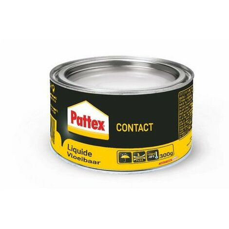 Colle contact liquide PATTEX - boîte 300g - 1419278