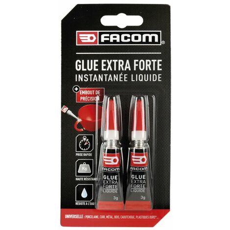 Colle Cyano Facom Liquide 2tubesx3g - FACOM