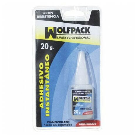 Colle cyano wolfpack - 20 g