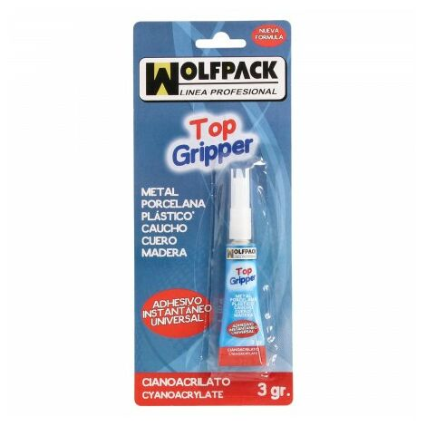 Colle cyano wolfpack - 3 g