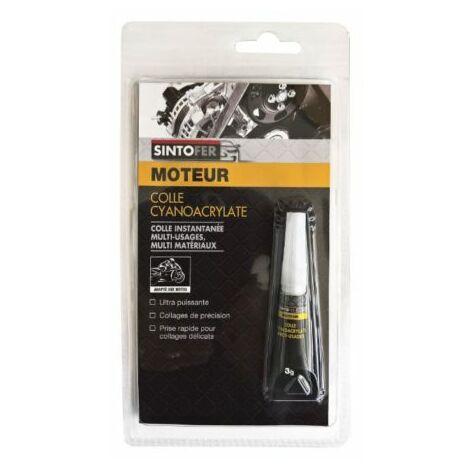 Colle cyanoacrylate 3gr - sinto