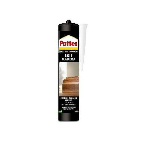 Colle de fixation acrylique bois Pattex 380g