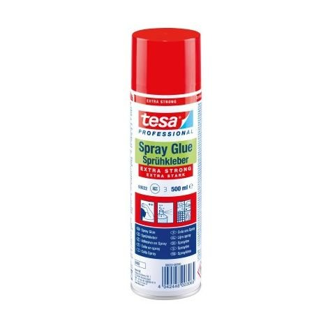 Colle en spray extra-forte 500 ml - tesa® 60022