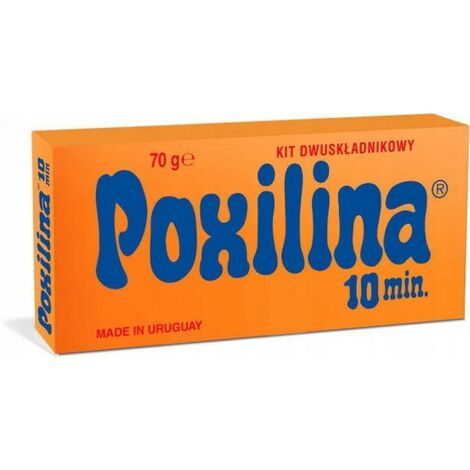 Colle époxy bi-composant Poxilina 38ml