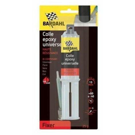 Colle epoxy universelle haute résistance BARDAHL 21.30