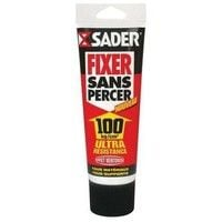 Colle Fixer Sans Percer prise immédiate tube 200ml