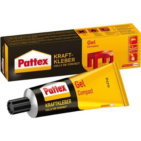 Colle forte Pattex gel compact 50g Henkel 1 PCS