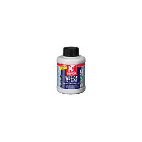 Colle Gel Bleu Piscine WDF-05 pour PVC GRIFFON bidon 125 ml - 6314754