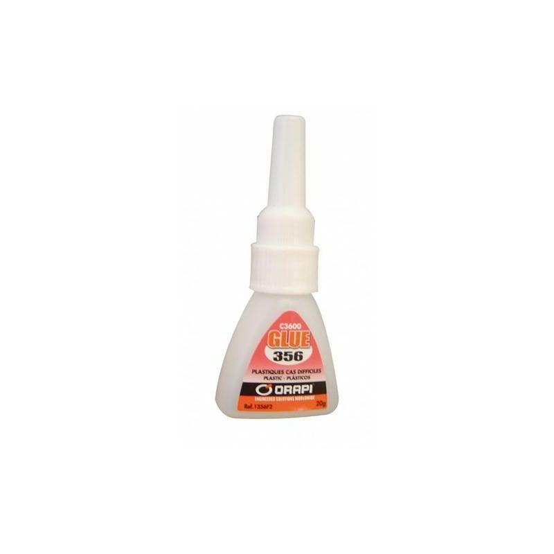 ORAPI - Colle glue pour caoutchoucs C3600 - 356