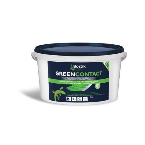 Colle green contact seau de 7kg-Bostik