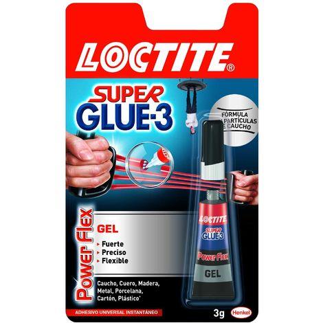 Colle instantanée Power flex 3G Super glue-3 Loctite