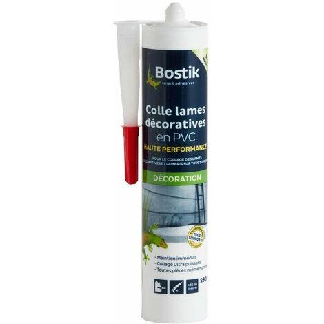 Colle Lame Deco En Pvc Cart 290 Ml - BOSTIK