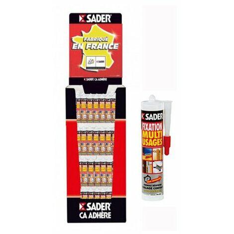 Colle mastic fixation Sader