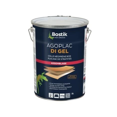Colle néoprène Agoplac Di gel BOSTIK - plusieurs modèles disponibles