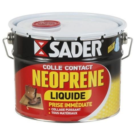 Colle néoprène contact Sader liquide 2,5L
