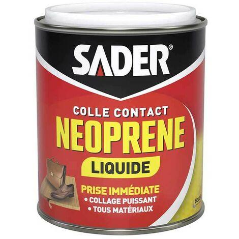 "main image of ""Colle néoprène contact Sader liquide 750ml"""
