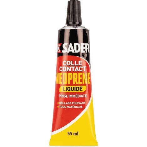 Colle néoprène liquide SADER - plusieurs modèles disponibles