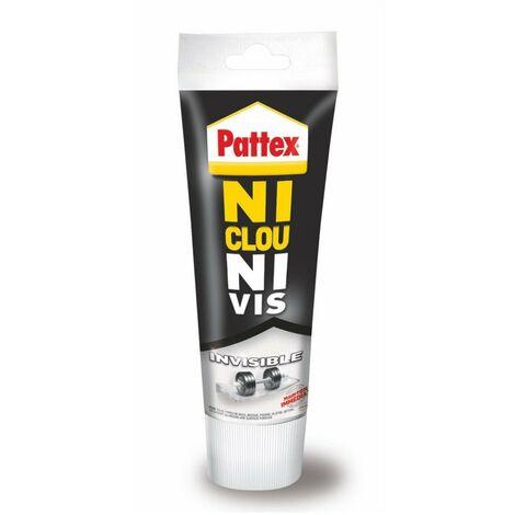 Colle Ni Clou Ni Vis chrono invisible de PATTEX - plusieurs modèles disponibles