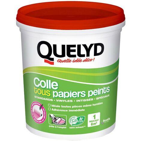 Colle papiers peints indicateur coloré 1kg