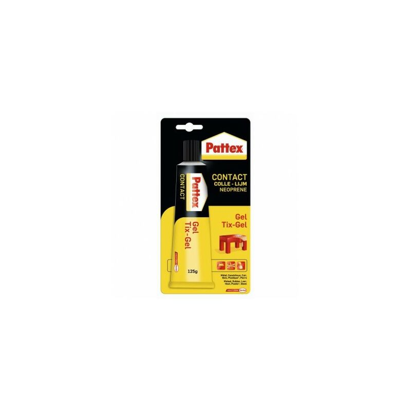 LOCTITE - Colle pattex contact gel blister 125gr - 1563697