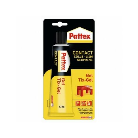 colle pattex contact gel blister 125GR 1563697