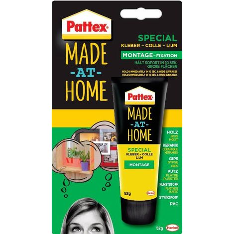Colle Pattex Montage & Fixation 52g
