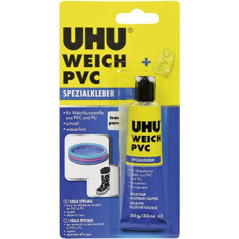 Colle plastique UHU 46655 30 g W46672