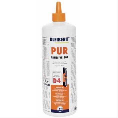 Colle polyuréthane PUR 501 Kleiberit - 1kg