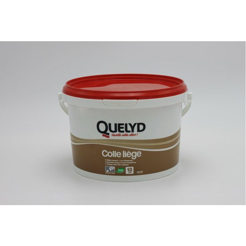 Colle pour liège QUELYD Pot de 3kg | pot(s) de 0 - Pot de 3kg - Bostik