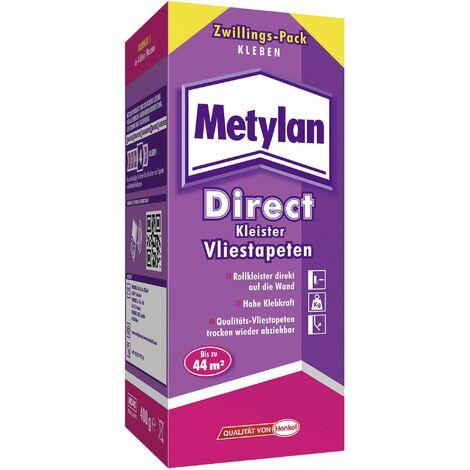 Colle pour papier peint Metylan MD40 400 g S85884