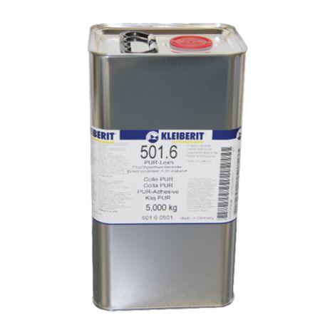 Colle PUR D4 lente KLEIBERIT 501.6 - jerrycan 5kg - 501.6.0501