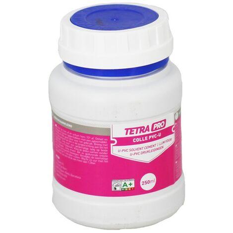 Colle PVC pression TetraPro - 250 ml - Catégorie Étanchéité