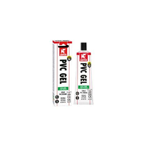 Colle PVC : tube 125 ml