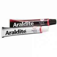 Colle 'rapide' 2x100ml en tube ARALDITE - plusieurs modèles disponibles