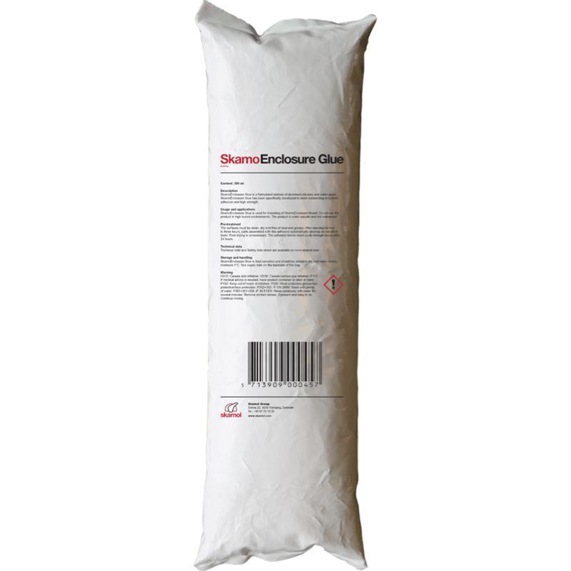 Colle réfractaire spéciale silicate - En berlingot