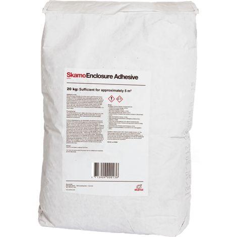 Colle réfractaire spéciale silicate - En sac de 20 kg