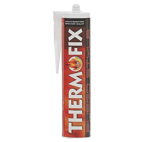 Colle réfractaire Thermofix 1100° - En cartouche